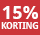 15% korting Monpain brood