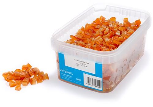 Sinaasappelstukjes