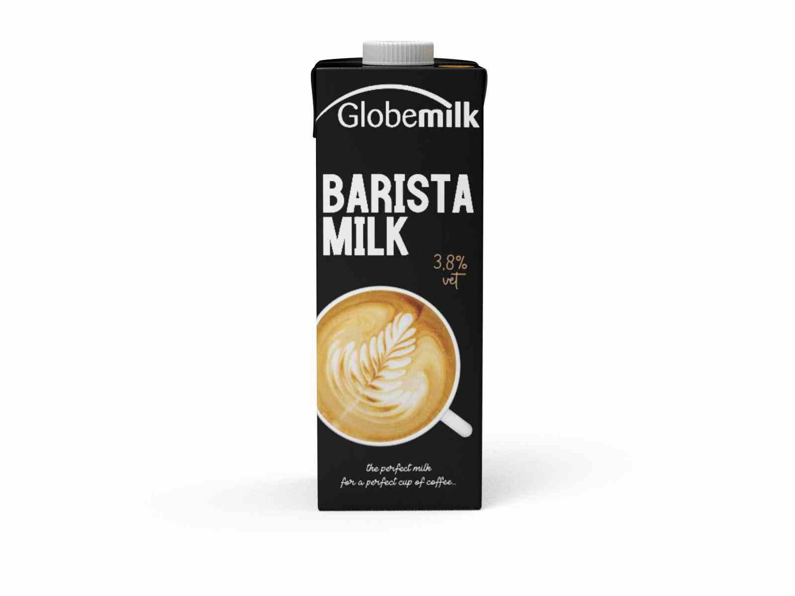 Barista milk 3,8% vet 6x1l