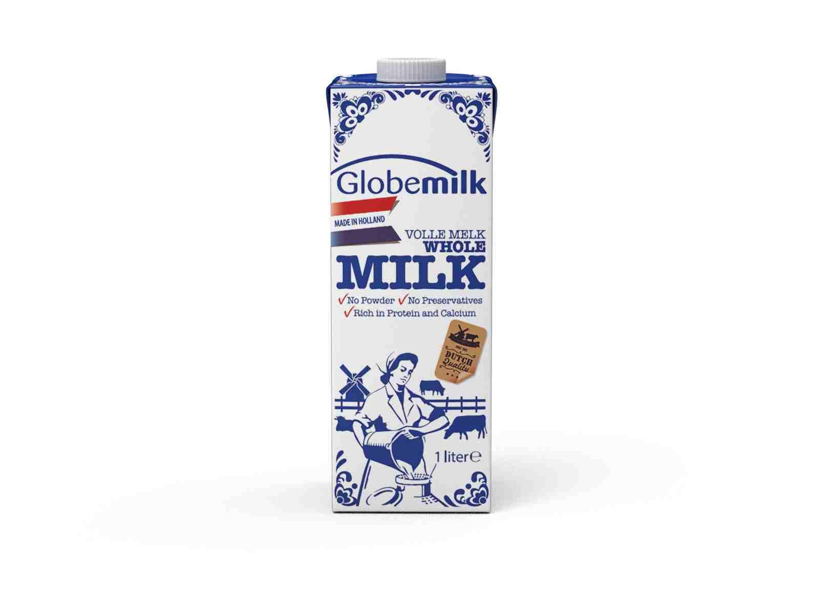 Melk volle uht 6x1l
