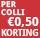 0,50 p colli korting - periode 4