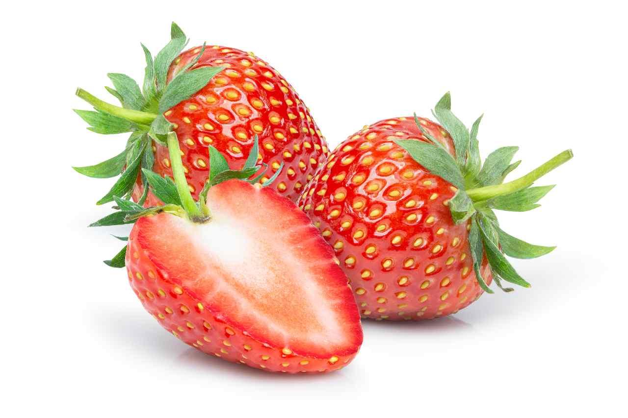 Verse aardbeien 4 kg.