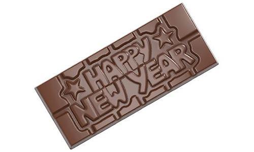Chocovorm wish happy newyear