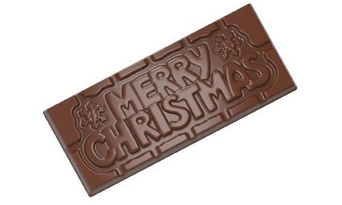 Chocovorm wish merry christmas