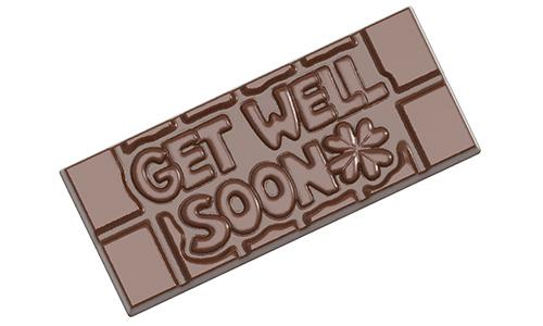 Chocovorm wish get well soon