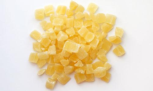 Ananas gedroogd 8-10 mm