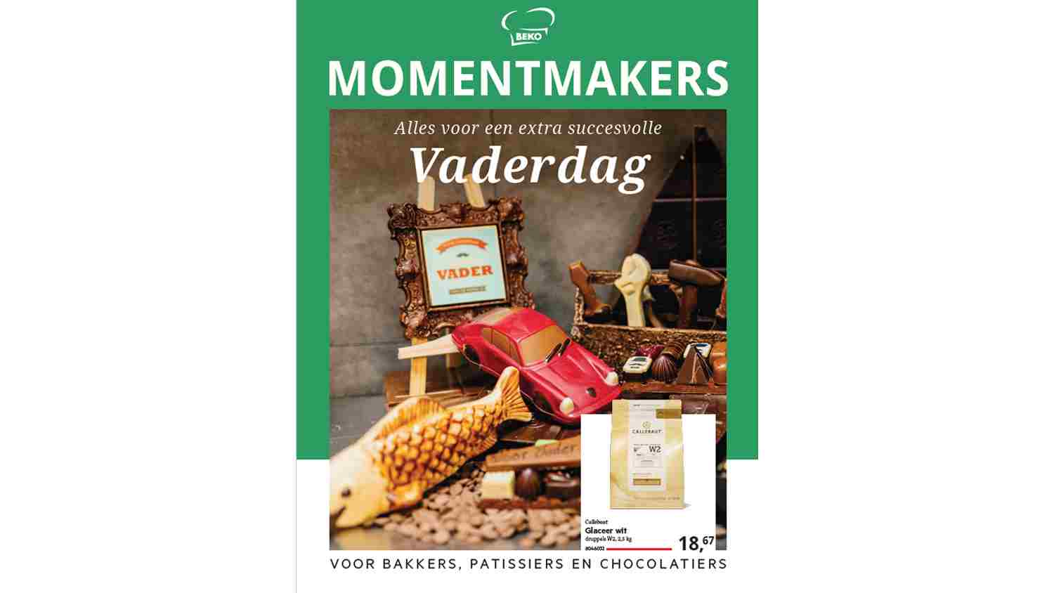 Momentmakers Vaderdag