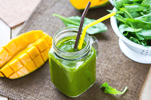 Smoothies - Go Green!