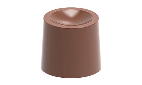 Chocoladevorm cilinder 32x9 gr