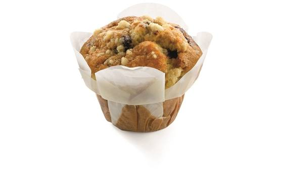 Muffin blueberry deluxe