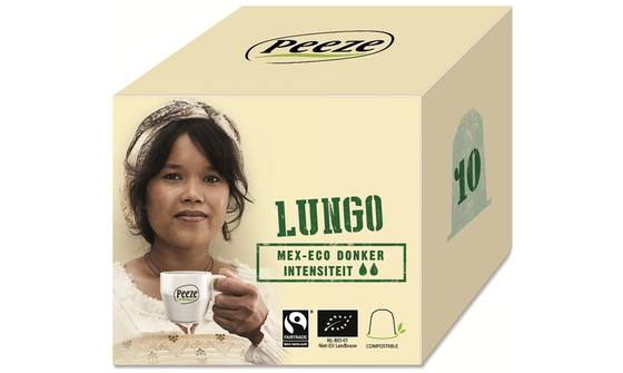 Lungo capsules mex-eco donker