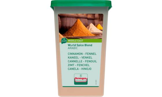 World spice blend arabic