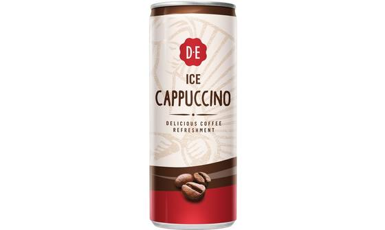 DE ice cappuccino 12x250ml 1