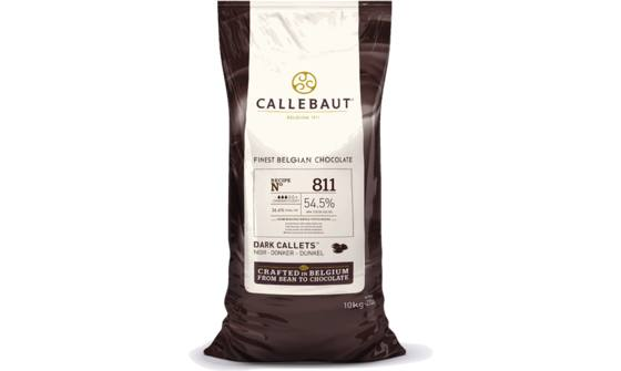 Pure chocolade callets  811