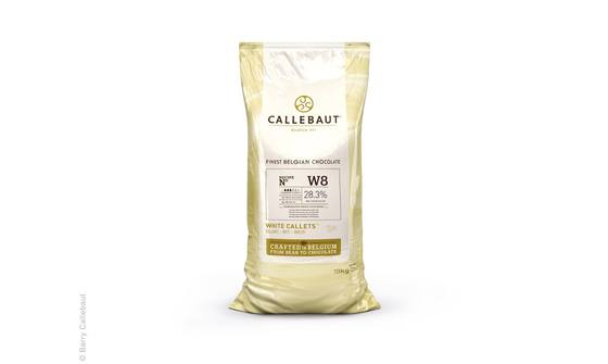 Callets W8 wit glaceer 2x10kg