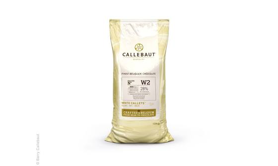 Witte chocolade callets W2