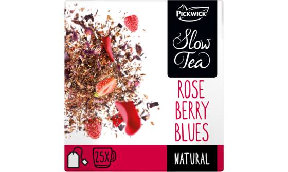 Rose Berry Blues 3x25st